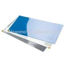 """10 tapis / boîte, 30 couches par Pad, 18 """"x 36"""", tapis collant bleu de 3.5 C, tapis de Cleanroom Tacky / tapis collants de PVC / garnitures adhésives, utilisés pour"""