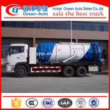 20000 Liter Sewage Disposal Tanker Manufacturer in China