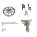 Volante de peças automotivas fundidas em alumínio OEM