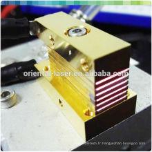 Barres de diodes laser expertes remplacement de canaux macro et micro-canaux