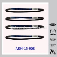 NEUE Mazda Tribute MPV 3.0L 2004 bis 2008 Antriebsriemen / Serpentine Gürtel für AJ04-15-908