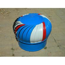 Ventilation fan system for poultry farm