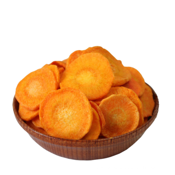 Factory price dehydrated carrot flakes no sugar with great quality