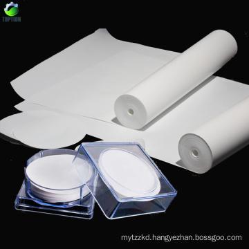 Lab Water Glass Fiber Filter Paper