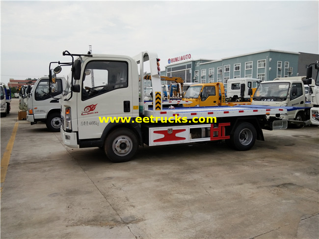 SINOTRUK Rescue Wrecker Trucks