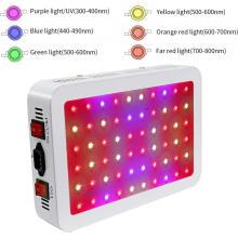 1000W LED élèvent des lumières de croissance végétales légères / fleurs