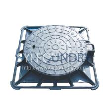 E600 EN124 Ductile Iron Manhole Covers