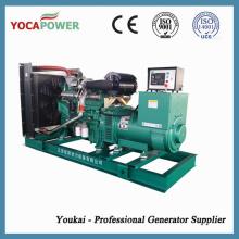 500kw Power Electric Diesel Generator with Yuchai Engine