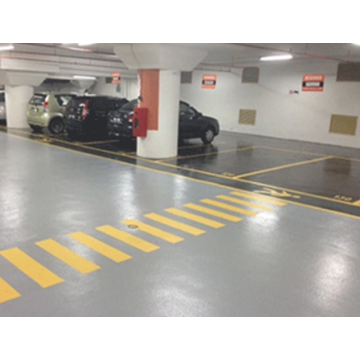 Epoxy Anti slip slip Floorproof
