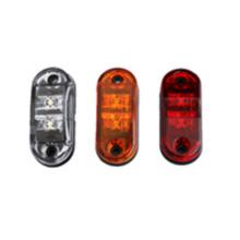Feu de frein Light/combinaison de position LED camion latéral