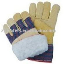 Winter Leather Working Glove ZM703-L
