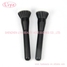 OEM Accepted Long Handle Makeup Brush With Beauty Hair