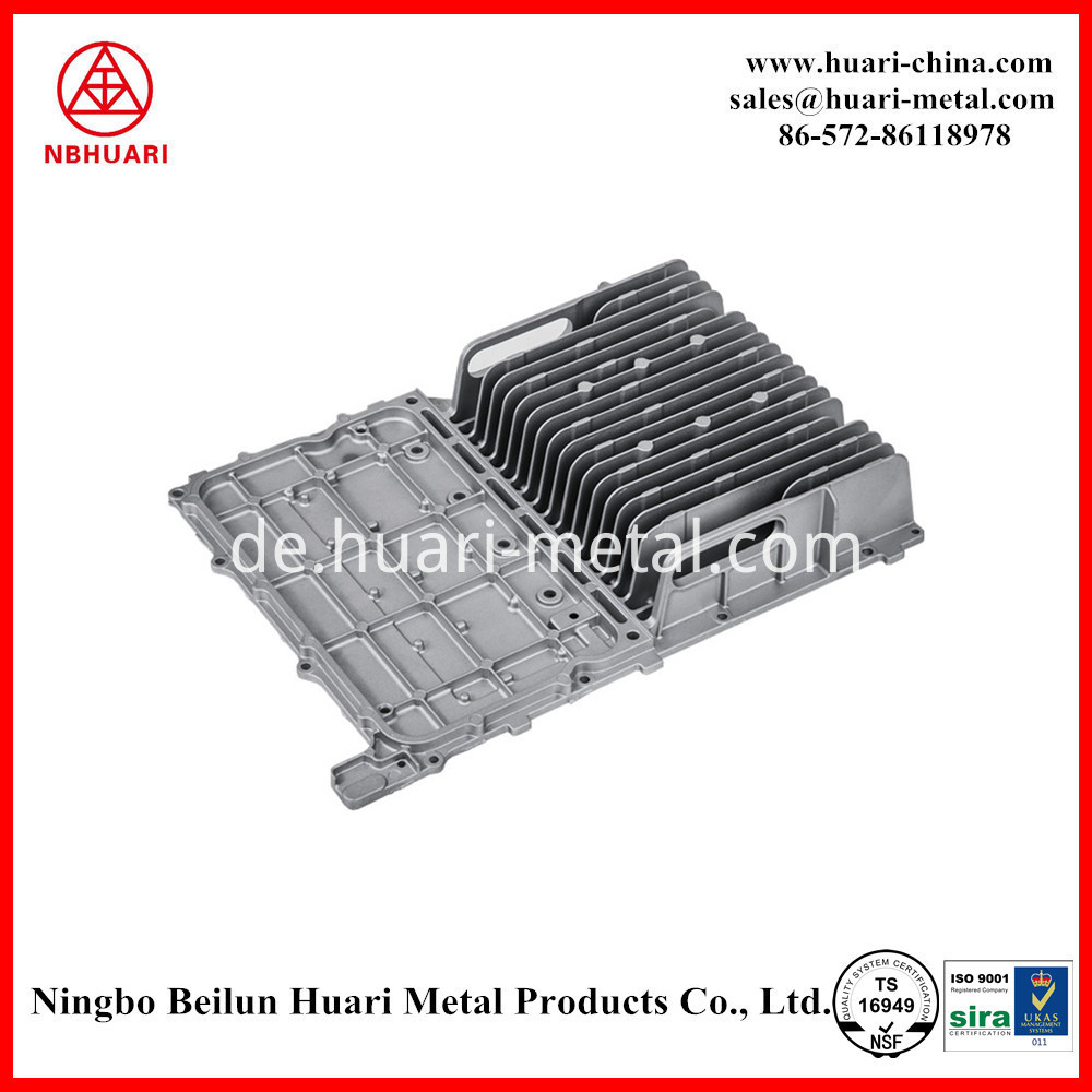 heat sink frame