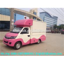 2015 Venta caliente Karry mini camión ambulante de venta de alimentos con el mejor precio