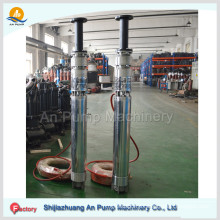 Qj Irrigation Stainless Steel Cylinder Submersible Deep Well Pump