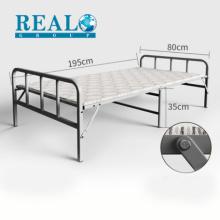 Luxo mais recente de alta qualidade móveis para casa de metal extra única cama dobrável slats à venda