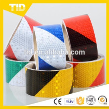 High Visibility Self-Adhesive PVC Reflective Direction Sticker