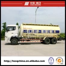 Transporrt para mortero seco a granel a granel, camión de caja seca (HZZ5250GFLDF) de China
