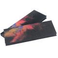 Boîte de papier cosmétique de palette de poudre glacée de beauté