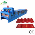 Corrugated dan Trapezoid Roofing roll forming Machine