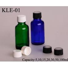 Bouteille d'huile essentielle de 15ml, 50ml (KLE-01)