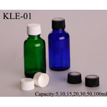15ml, frasco de óleo essencial de 50ml (KLE-01)