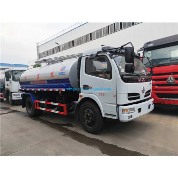 Cheap 4x2 fecal suction truck