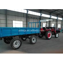 7CX-5 4wheel 5 Tonnen Anhänger mit CE-Zertifikat