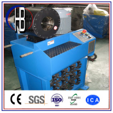 High Quality Muti-Functional Hose Crimping Machine with Peeler