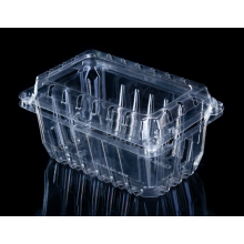 Packaging plastic tray for vegetable fruit clamshell