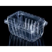 Packaging plastic tray for vegetable fruit clamshell
