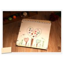 Papier-Dekoration Sammelalbum für DIY-Kits 1250