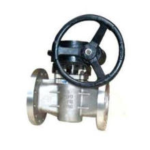 Flange Lubricated Plug Valve