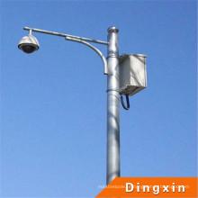 Câmera CCTV Pole com mancuernas (DXTLP-034)