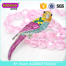 Custom High Quality Bird Shaped Brooch