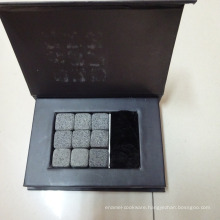 9 lava granite FDA Certification whiskey stone
