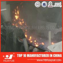 Пламя-retardant цельнотканый ПВХ/Пвг конвейер