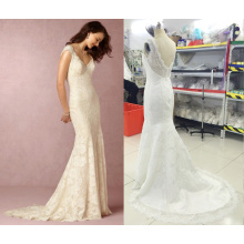 Tailor Made Gown for Bride Custom Wedding Dress