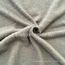 T-shirt rayé en lin Jersey (QF13-0278)