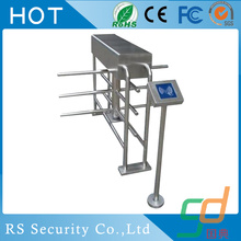 Waterproof Mobile Pedestrian Half Height Turnstile