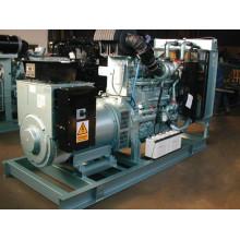 75kVA / 60kw Água que refrigera o gerador diesel com motor de Volvo