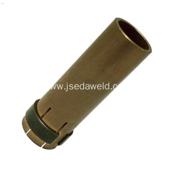 BINZEL GAS NOZZLE MB501 CYLINDRICAL 145.0051