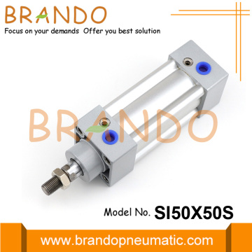 Airtac Type SI50X50S Pneumatic Air Cylinder Double Acting