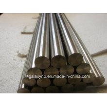Barres rondes de haute précision titane