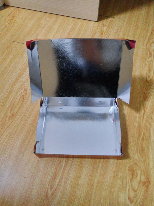 PET lamination boxes