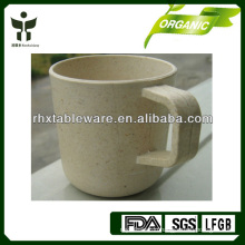 cup made from sustainable bamboo