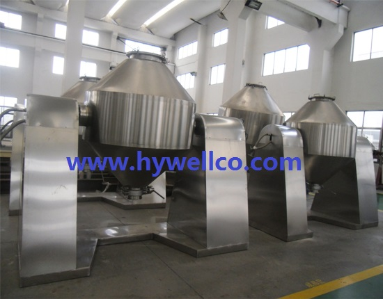 Double Conical Dryer