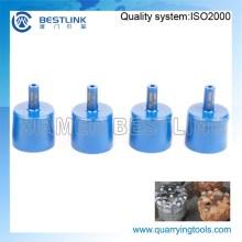 8mm und 10mm Button Drill Bits langlebig schärfen Pins