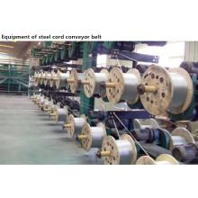 Transportadora de cable de acero de alta resistencia