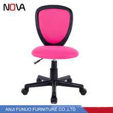 New Style Colorful Fabric Children Study Chair Kid Swivel Chair For Study Room